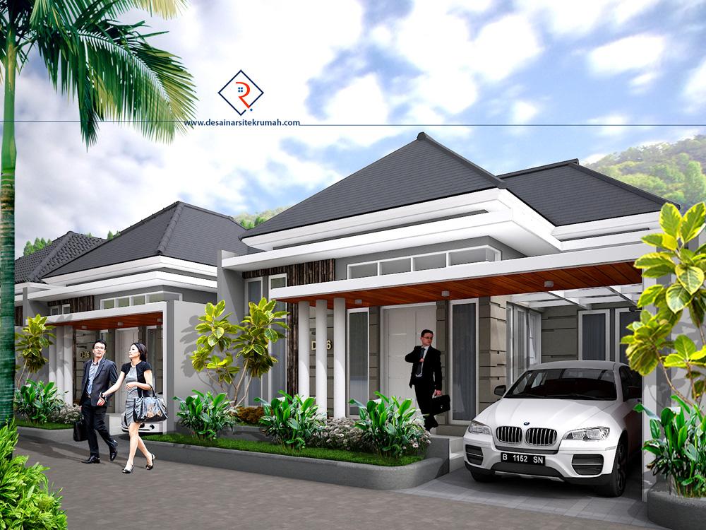 Jasa Desain Arsitektur Rumah Minimalis