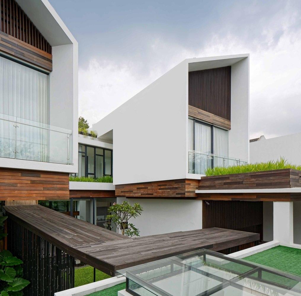 Desain Arsitektur Rumah Tropis